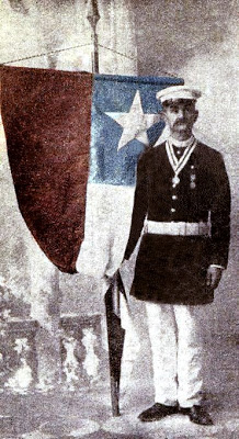 Nicanor Castro Cuartelero General 1863-1914